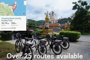 Chaweng Bike Ride (Via Big Buddha) (Koh Samui)