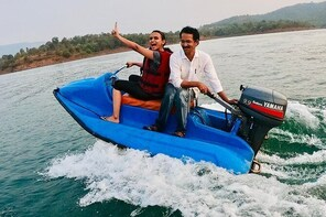 Shivsagar Scooter Boat to Triveni Sangam