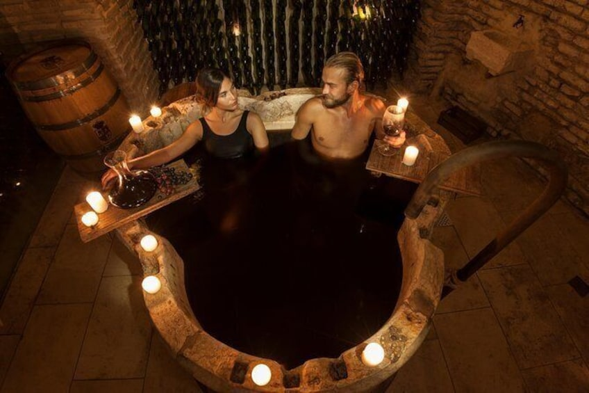 Show item 2 of 10. Skip the Line: AIRE Ancient Baths Sevilla Thermal Baths Admission Ticket