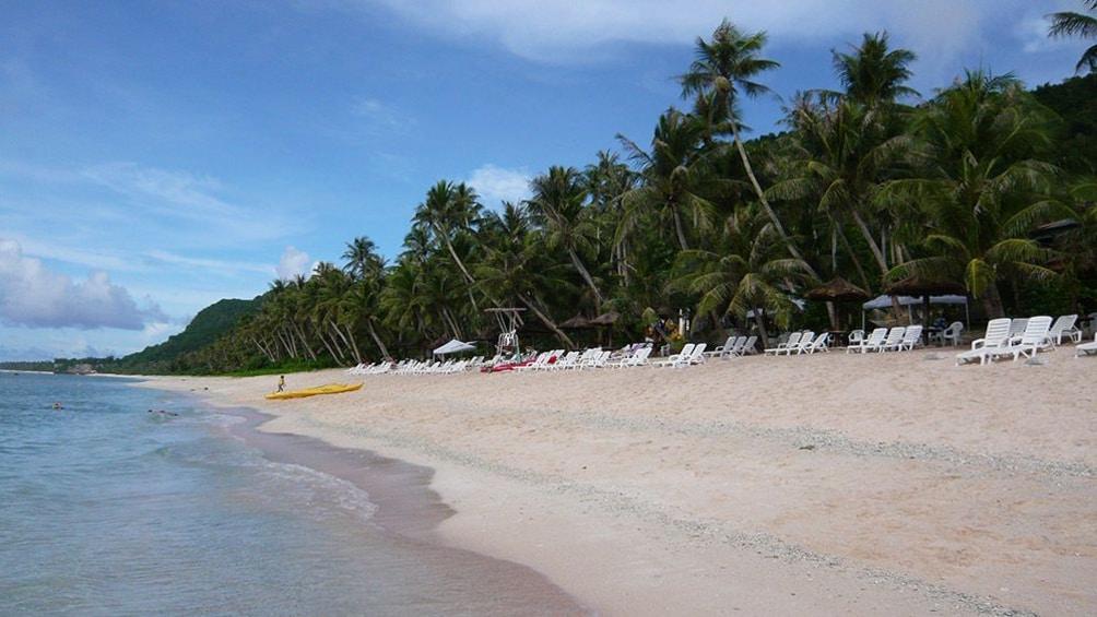Show item 6 of 6. Guam Coco Palm Garden Beach Day Tour