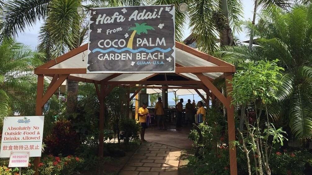 Show item 2 of 6. Guam Coco Palm Garden Beach Day Tour