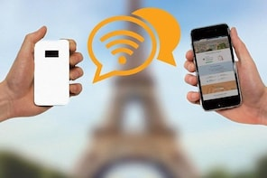 4G Pocket Wifi in Innsbruck: Mobile Hotspot for 3 Days or More