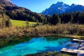 Bled: Triglav National Park Tour