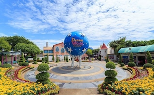 Dream World Bangkok Admission, Snow Town and Buffet Lunch