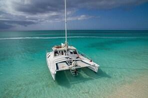 Private Half Day Catamaran Sail and Snorkel