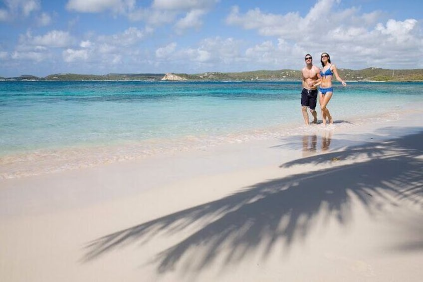 Show item 3 of 9. Runaway Beach Day in Antigua