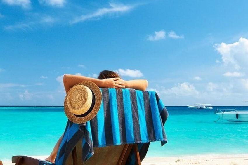 Show item 4 of 9. Runaway Beach Day in Antigua