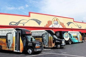 Tampa Food & Drink Tour - Hop On Hop Off