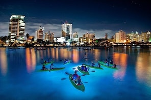 LED Night Kayak - Condado Lagoon Guided Excursion