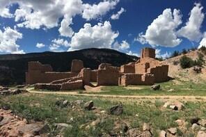 New Mexico: Jemez Pueblo, Soda Dam & Falls: A Photographer's Landscape Drea...