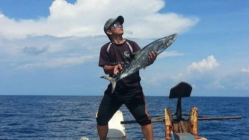Sea Fishing Experience in Kota Kinabalu