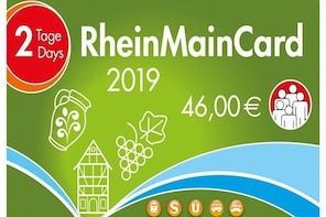 2-Day Frankfurt RheinMainCard Group Sightseeing Pass