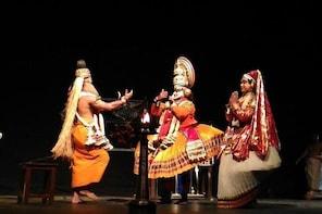 Kochi Over View & Kathakali & Dinner.Tour