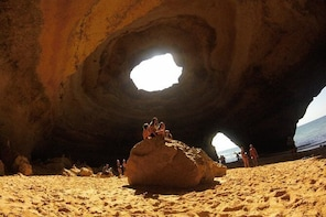 Benagil Cave tour from Faro