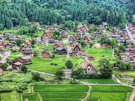 From Osaka: Shirakawago and Takayama 2 Days Tour