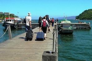 Shared Transfer from Ilha Grande to Rio de Janeiro