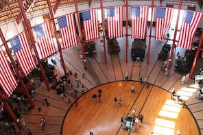 Advance Admission Ticket to B&O Railroad Museum