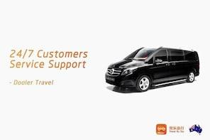 Melbourne 7 seats standard service (Luxury)