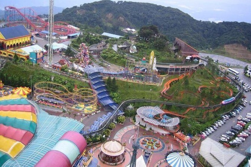 Show item 10 of 10. Genting Highland & Batu Caves Day Trip Include 2-Way Cable Car Ride