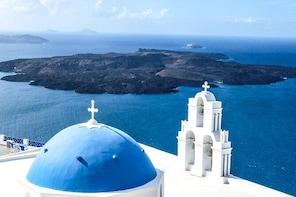 Santorini tour 3 hours