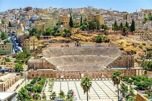 Half Day City Sightseeing Tour in Amman without Guide