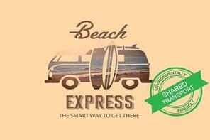 Shared Transport between Lisbon and Cascais best beaches