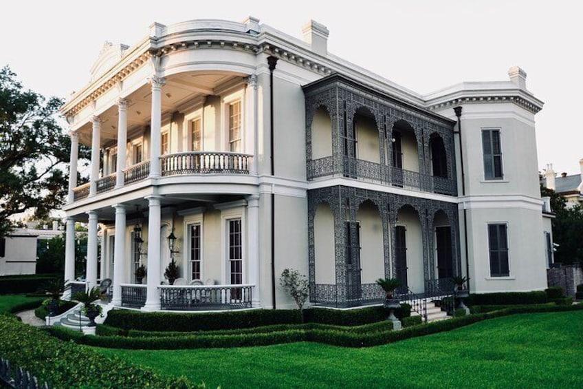 William Robinson home