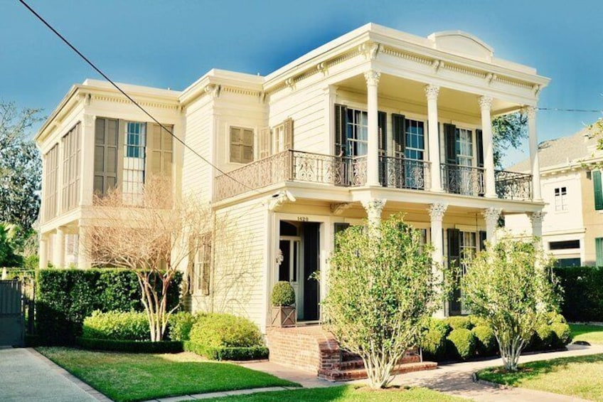 Archie Manning home, childhood home of Peyton & Eli Manning