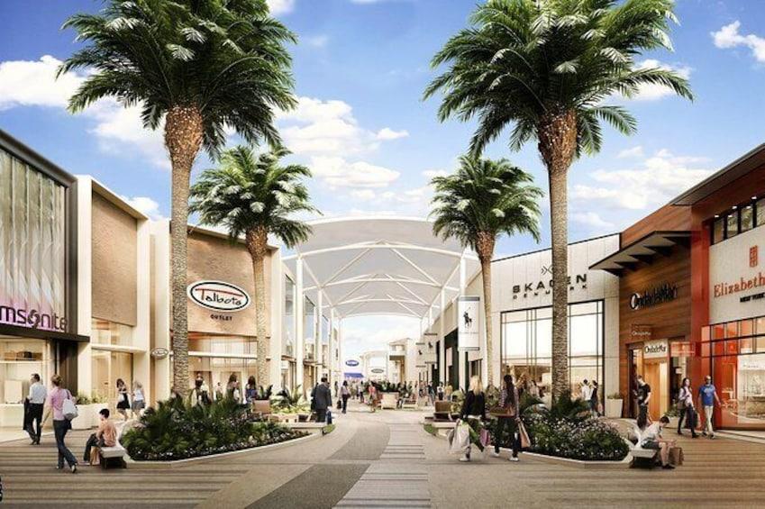 Show item 2 of 6. Sawgrass Mills Mall Round-Trip Transport from Miami