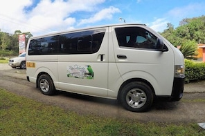 Direct Shared Shuttle from Manuel Antonio to Monteverde