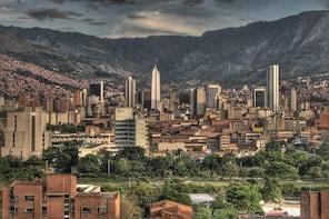 Medellin City Tour All Inclusive - PRIVATE!!!