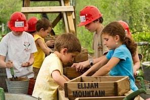 Skip the Line: Elijah Mountain Gem Mine Mining Experience Ticket