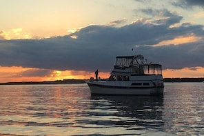 Sunset Charter on Private Yacht for 6 people
