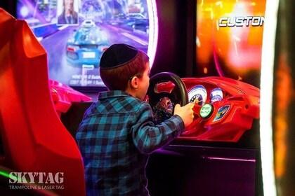 Centre d'amusement - Amusement Center