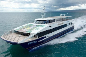 Cat Cocos: Mahe to Praslin Island Fast Ferry