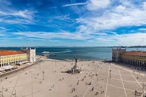 Lisboa City Tour & Shopping from Algarve