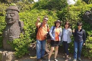 Manjanggul Cave transfer, One way, Round trip