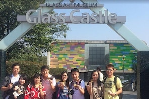 Jeju Glass Castle Discount Ticket With Private Transfer(One way, Round trip...