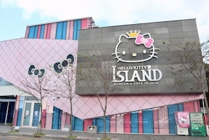 Jeju Hello Kitty Island transfer, One way, Round trip