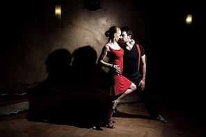 Rojo Tango Show with Optional Dinner