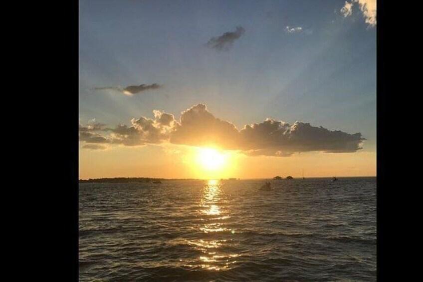 Show item 2 of 5. Harbor Lights Tiki Cruise