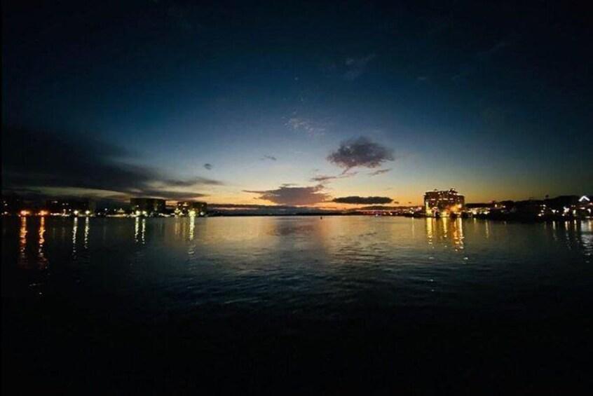 Show item 3 of 5. Harbor Lights Tiki Cruise