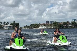 Jetski Tour in Fort Lauderdale