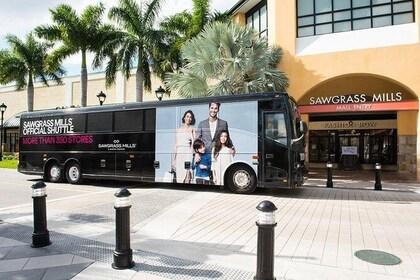 Sawgrass Bus Transportation - Round Trip