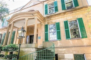Owens Thomas House & Slave Quarters, Jepson Center, Telfair Academy Ticket ...