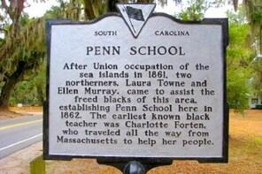 Civil War Reconstruction Tour of Beaufort by Van