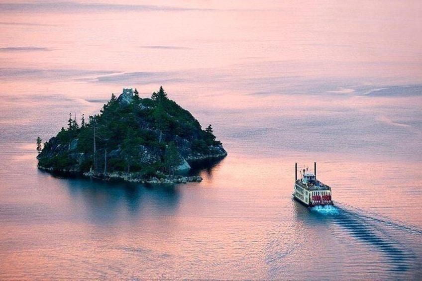 M.S Dixie II Sunset Dinner Cruise