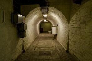 10-Z Bunker Entrance Ticket in Brno