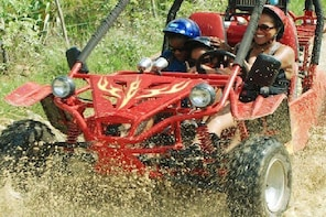 Best Deal Dune Buggies in Punta Cana (Swim In A Real Cave!) Family 4 Pax