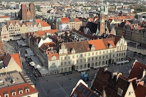 Wroclaw Small Group Tour from Lodz with Lunch